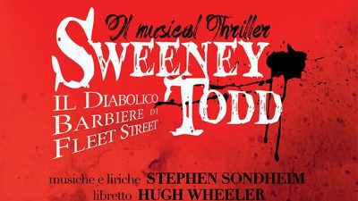 Sweeney Todd, il Musical – Teatro Colosseo, Torino