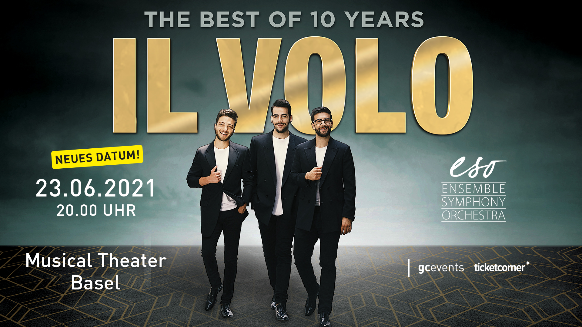 Il Volo. The best of 10 years.