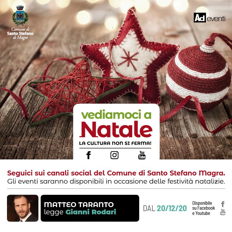 Ci vediamo a Natale – Gianni Rodari