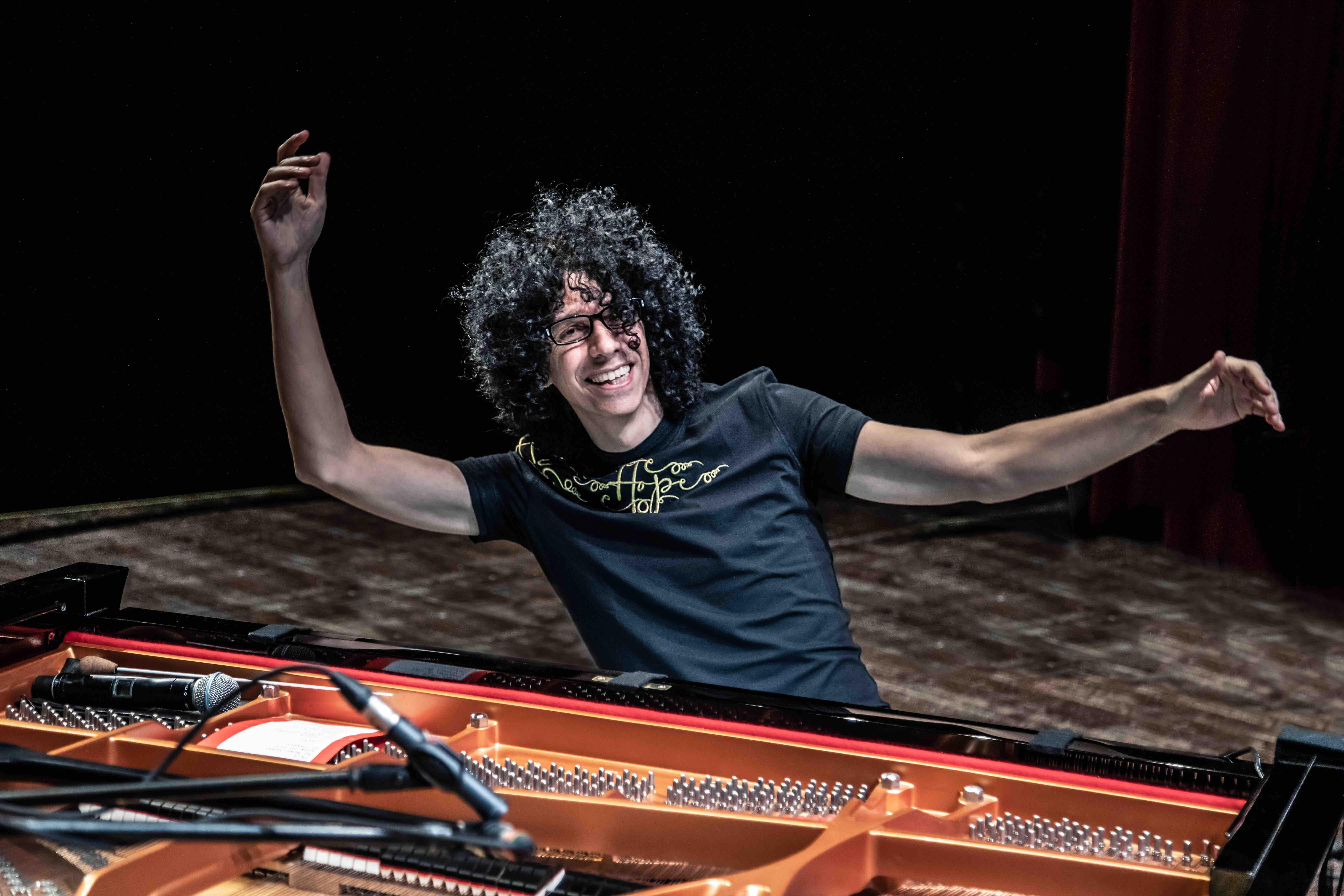 Giovanni Allevi – Piano Solo
