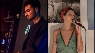 Laura Bassani e Stefano Leonardi duo – Punta Corone, Monterosso