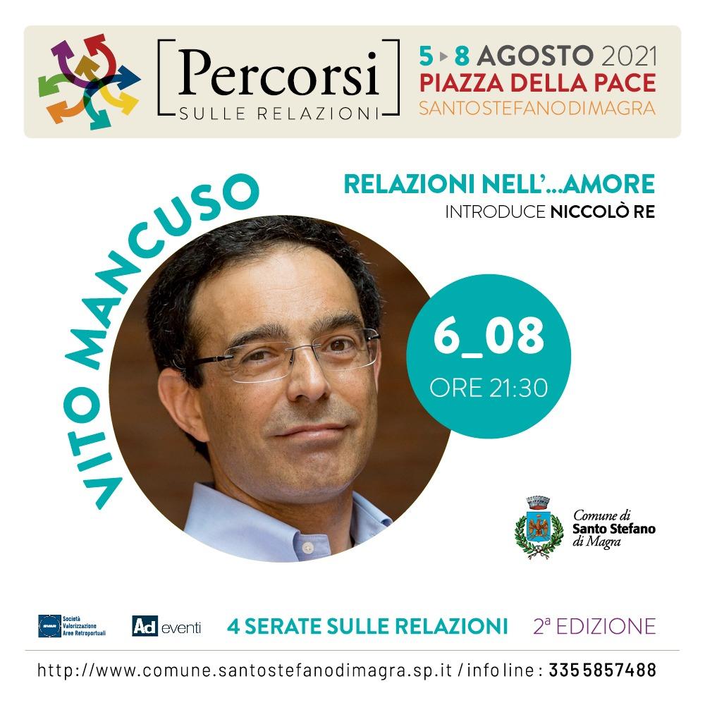 PERCORSI 2° edizione – Vito Mancuso