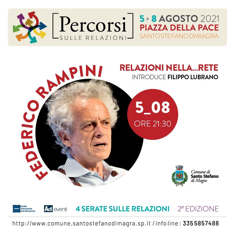 PERCORSI 2° edizione – Federico Rampini