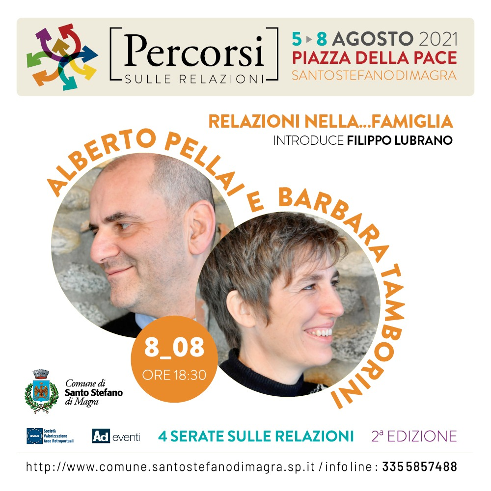 PERCORSI 2° edizione – Alberto Pellai e Barbara Tamborini