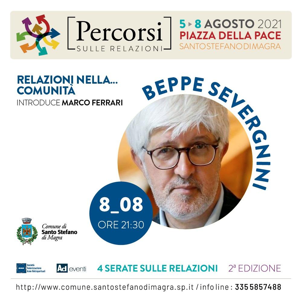 PERCORSI 2° edizione – Beppe Severgnini