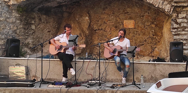 Lorenzo Pitanti e Marco Baruffetti duo – Punta Corone, Monterosso